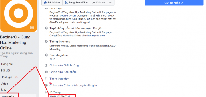 Tích hợp Live Chat Messenger Customer Facebook vào website