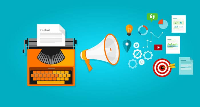 Content Marketing đối với Pr