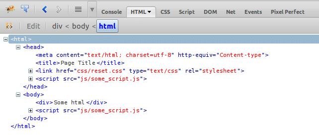 Tối ưu thẻ html