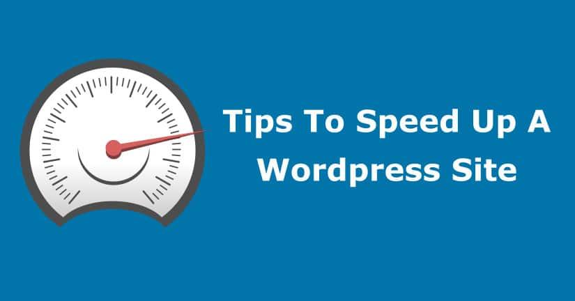 Tối ưu tốc độ tải trang website wordpress
