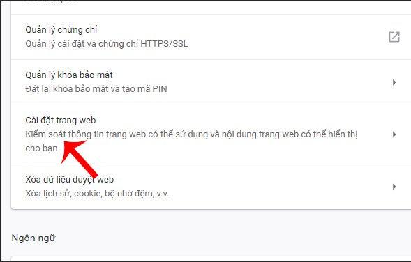 Bật, tắt âm thanh trình duyệt Google Chrome