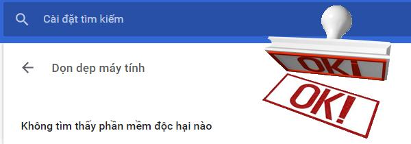 Diệt virus trên Google Chrome