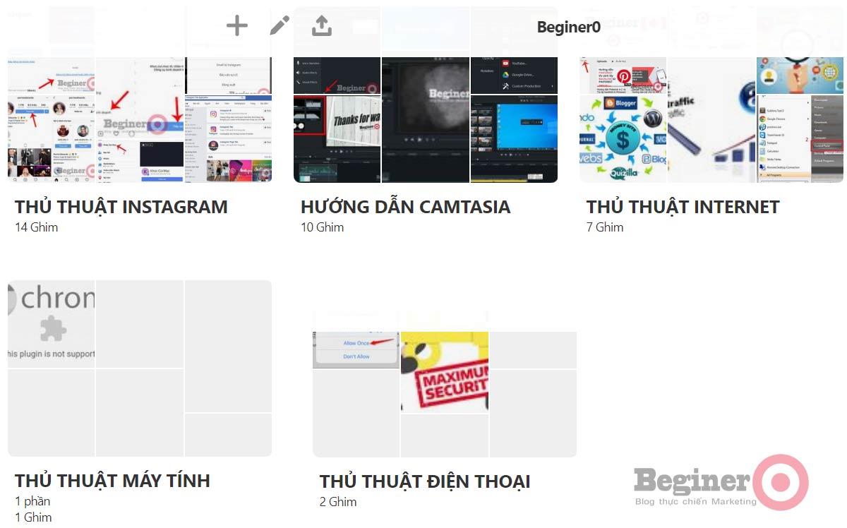 Cách lấy backlink trên Pinterest hiệu quả