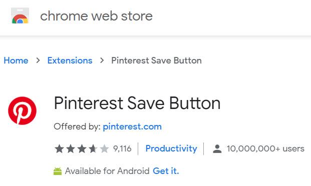 Cách sử dụng Pinterest tạo backlink