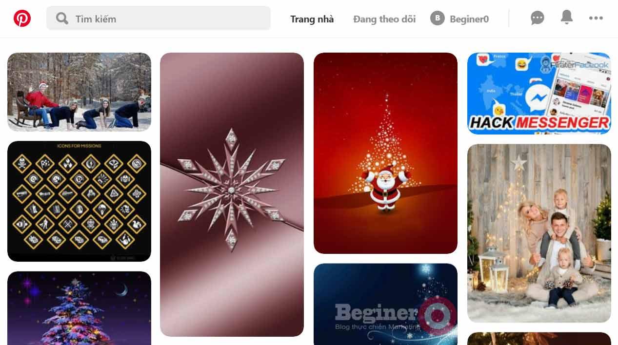 Cách sử dụng Pinterest làm marketing