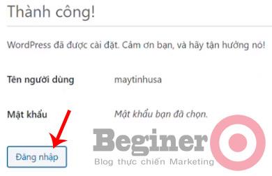 Cách cài đặt WordPress trên Cpanel chi tiết