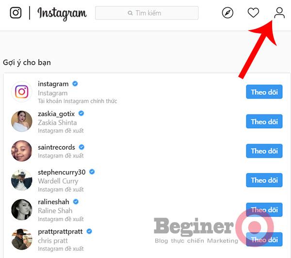Cách đăng ký tài khoản Instagram