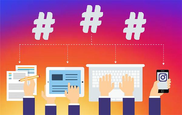 Top Hashtag Instagram triệu người dùng