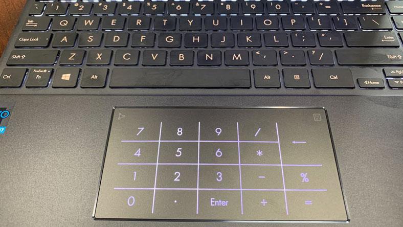 Asus ZenBook Flip Z