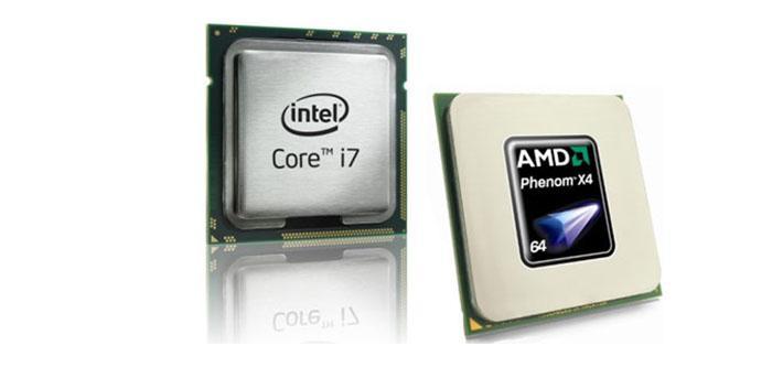 INTEL và AMD