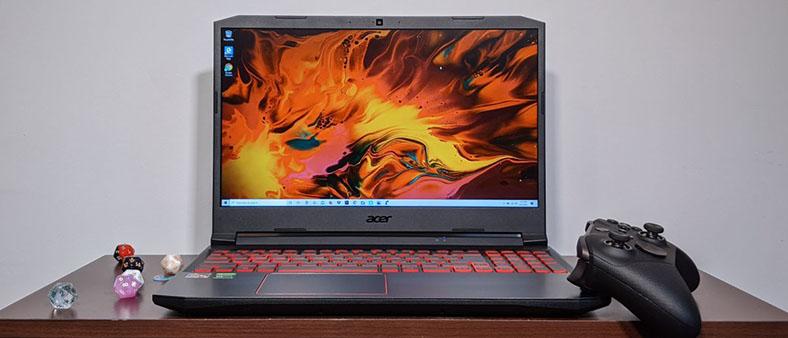 Đánh giá Acer Nitro 5 (AMD, 2020). Laptop gaming giá rẻ, hiệu năng cao  