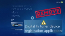 Cách gỡ bỏ Digital TV Tuner Device Registration Application hiệu quả nhất | Tạp chí công nghệ Beginer