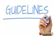 Guideline là gì? Vai trò của Guideline đối với doanh nghiệp là gì?   Tạp chí công nghệ Beginer
